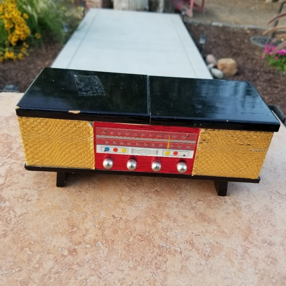 Other - Vintage Stero Console Music Box